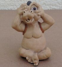 Krystonia Dragon figurine Big Event 94 statue paper Panton, baby miniature mini