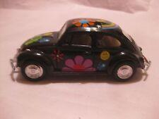 1967 Volkswagen Classic Beetle in un Nero 132 Scala Diecast da Kinsmart dc514