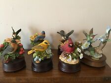 Heritage House Music Boxes - Woodland Melodies
