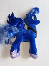 My Little Pony Princess Luna Plush Ty Sparkle Blue