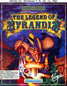The Legend of Kyrandia Malcolm's Revenge Book Three PC Mac Game 1994 Malcolms