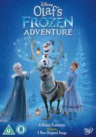 Nuovo Olaf's Frozen Avventura DVD