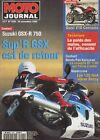 MOTO JOURNAL 1205 SUZUKI GSXR 750 GUZZI V10 CENTAURO HONDA ST 1100 BERCY 1995