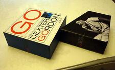 Dexter Gordon Go  PROMO EMPTY BOX for jewel case,japan mini lp cd