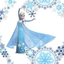 Disney Tapete  Frozen  70-540  Eiskönigin  Blau Silber