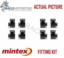 NEW MINTEX FRONT BRAKE PADS ACCESORY KIT SHIMS GENUINE OE QUALITY MBA1298