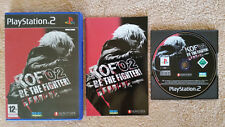 The King Of Fighters 2002 PS2 / complet . Fr . tbé