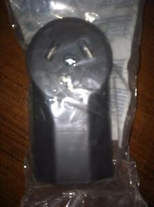 COOPER WIRING# 125= Leviton 5054  Dryer Power Outlet-SURFACE DRYER OUTLET 10-30