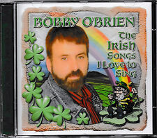 Bobby O 'Brien-The Irish canzoni i love to Sing/CD/NUOVO + OVP-SEALED!