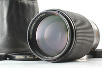 [Mint] CONTAX Carl Zeiss Tele-Tessar 200mm F3.5 T* AEG Lens from Japan #4444