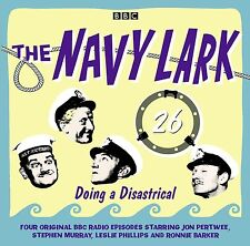 The Navy Lark: v. 26: 2 CD AUDIO BOOK NEW UNPLAYED