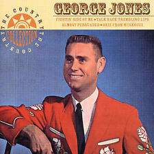 George Jones Country Collection  (CD, May-2002, MRA)