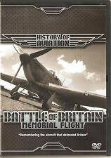 BATTLE OF BRITAIN MEMORIAL FLIGHT DVD HISTORY OF AVIATION