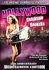 NEW Hollywood Chainsaw Hookers 20th Anniversary Edition Horror DVD Rare OOP Cult