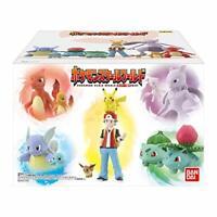 Pokemon scale World Kanto Region set Candy Toys & Gum Figure red Pikachu JAPAN