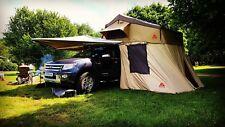 Tuff-Trek ® TT-02 Genuine Canvas Roof Tent and Annex Room - RRP £1695