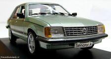 SCHUCO 135234 Opel Senator A met. silbergrün