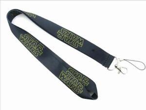NEW Star Wars Lanyard, ID card holder, Neck Strap Lanyard, Phone Neck Strap.5
