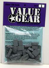 1/56 - 28mm Universal Tent Tarp & Crate Set #1 - ValueGear- Bolt Action War Game