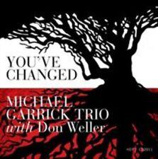 You've Changed 0603366201120 by Michael Garrick CD