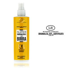 HOLLYWOOD BEER JET SPRAY XXL super abbronzante alla birra 200ml LR WONDERCOMPANY