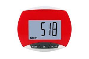 3D Pocket LCD Pedometer Walking Run Step Calorie Distance Calculation Counter