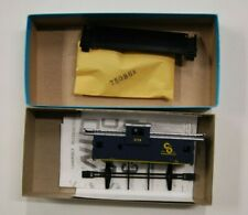 Lot 7-3 * HO Scale Athearn kit 5362, WV Caboose, C&O