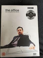 Ricky Gervais Martin Freeman THE OFFICE ~ Season 1 ~ BBC Comedy Series | UK DVD
