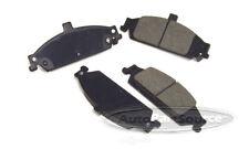 Semi-Metallic Pads fits 1999-1999 Pontiac Grand Am  AUTOPARTSOURCE