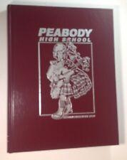 Peabody High School Alumni Directory 2008 Pittsburgh Pa
