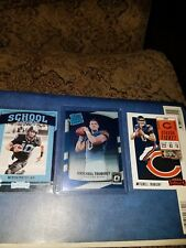 MITCH TRUBISKY 2017 OPTIC Rated Rookie.#178 I will throw in the other 2 cards😉