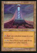 Terrain Générateur | EX | Nemesis | magic mtg
