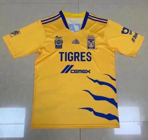 NEW 2021/ 22 Tigres UANL home soccer Jersey
