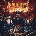 METAL ALLEGIANCE Vol 2 Power Drunk Majes...
