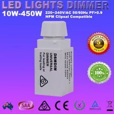 5X Universal LED Dimmer LED Downlight Kit Light Maximum 450W 240V CLIPSAL & HPM