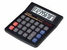Casio MS-8TV Calcolatrice Desktop Batteria/Solare-POWER 8 cifre 3 CHIAVE MEMORIA