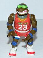 1991 Slam Dunkin Don Action Figure TMNT Basketball Vintage Bulls 23 M Jordan