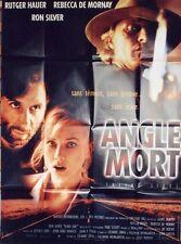 """""""ANGLE MORT (BLIND SIDE)"""" Affiche originale (Rutger HAUER, Rebecca DE MORNAY)"""