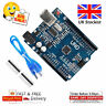 UNO R3 Arduino Rev3 ATMEGA328P Compatible Board FREE USB CABLE & Pins