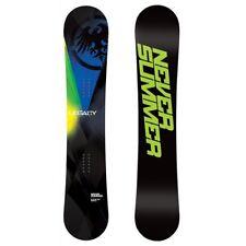 NEVER SUMMER Legacy 161 Snowboard Handmade in USA All Mountain Board NEU