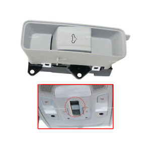 Panoramic Sunroof Switch Button Grey Fit For Audi A6 C7 Avant Allroad Quattro