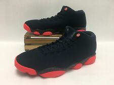 Nike Air Jordan Horizon Low Shoes Obsidian Infrared 845098-406 Men's Size 11.5