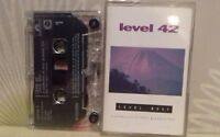 Level 42 - Level Best (Cassette Album) Tape