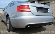 Tuning-deal Heckdiffusor passend für Audi A6 C6 4F Limousine Diffusor Tuning