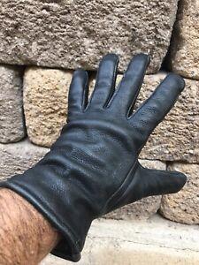Vanson, gloves, leather, Deerskin, Made In USA