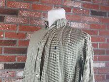 Ralph Lauren Small Pony Classic Fit L/S Button Front 100% Cotton Shirt Men's L