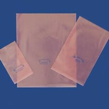 Antistatic Bag Bondline Open Top Pink 300 X 400mm Protective Conductive (3 Pack)