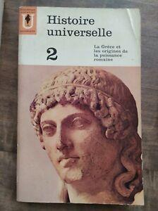 Histoire Universelle : Tome 2 / Marabout Université
