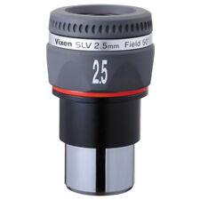 """Vixen SLV 2.5mm 1.25"""" 50° Long Eye Relief Eyepiece"""