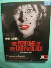 1974 Perfume of The Lady in Black Blu-ray Slipcover /Booklet Raro Video Like New